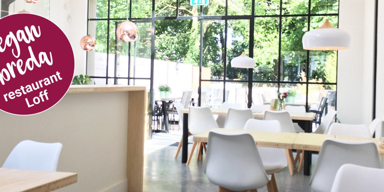 Vegan in Breda – Vegetarisch buffetrestaurant Loff