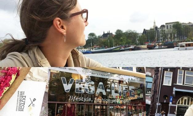 The Dutch Weedburger en bezoekje aan Vega-Life in Amsterdam