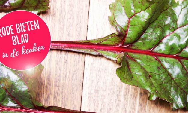 Bietenblad – Lekkerder dan spinazie