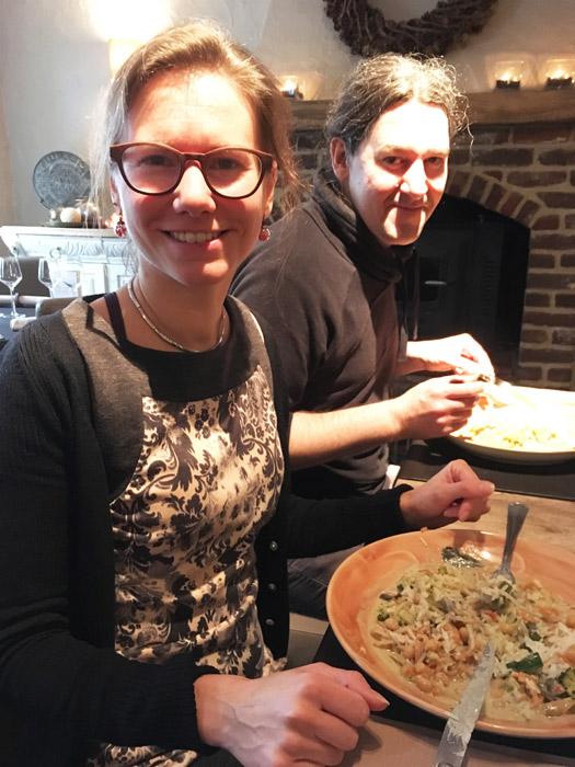 nieuwjaar kiewitshoeve vegan groentecurry