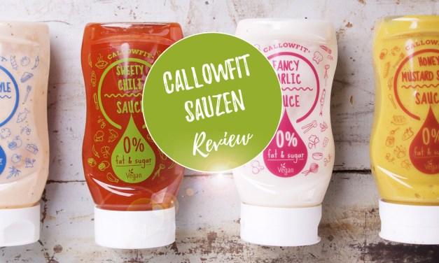 Callowfit sauzen – vegan en caloriearm