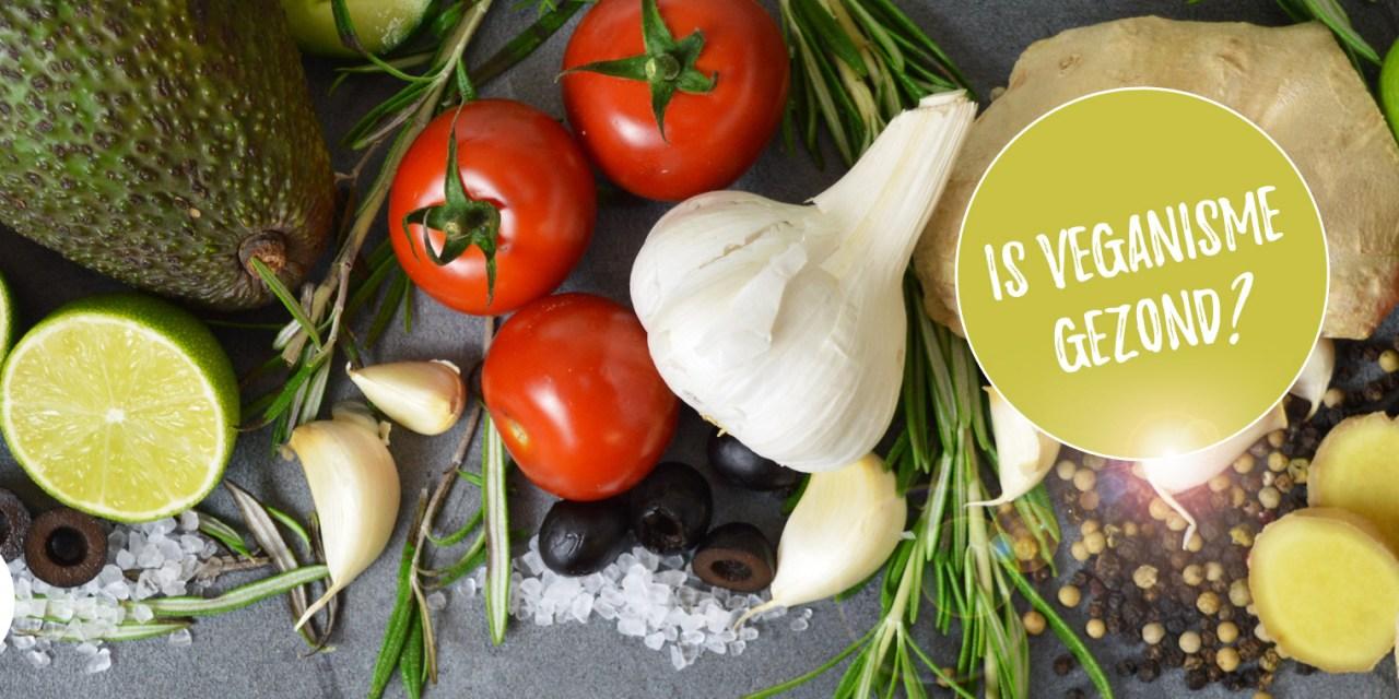 Is veganisme gezond?