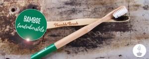 Bamboe tandenborstels: vegan, ecologisch, natuurlijk