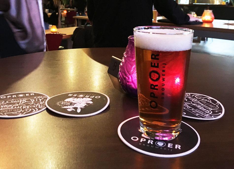 Bier IPA oproer