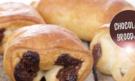 Chocoladebroodjes maken – snel en vegan recept