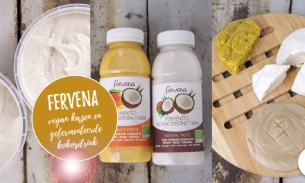 Fervena kazen en kokosdrinks review (vegan, bio, paleo)