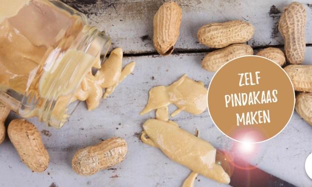 Pindakaas maken – zo doe je dat makkelijk zelf