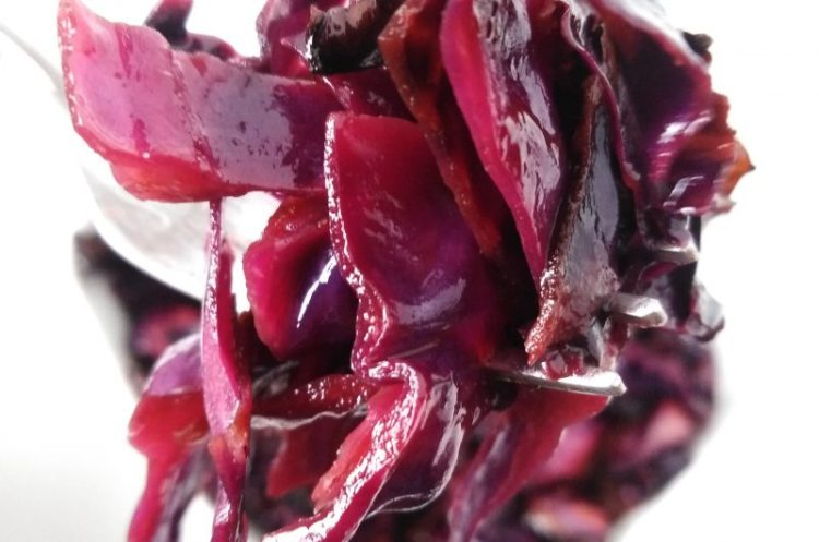 Sweet and Sour Baked Cabbage - Super Easy - Sugar-Free
