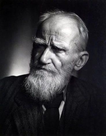 A História do Veganismo | George Bernard Shaw