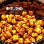Crispy Vegano de Grão-de-Bico | Veganizadores