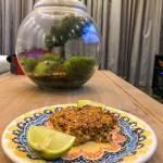 Kibe de Lentilha Vegano - Receita Veganizadores