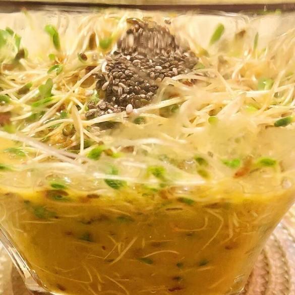 Molho de Mostarda Vegano para Salada - Receita Veganizadores