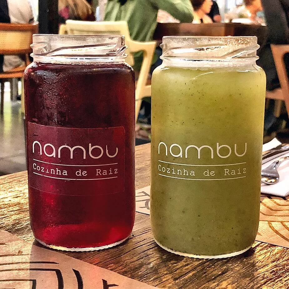 Nambu Cozinha de Raiz   Restaurante VeganoSão Paulo - SP   Veganizadores