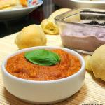Patê de Tomate Vegano - Receita Veganizadores