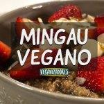 Mingau de Quinoa Vegano - Receita Vegana