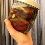 Conserva de Pimenta - Receita Vegana