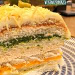 Sanduichão Vegano Sanduiche - Receita Vegana Veganizadores