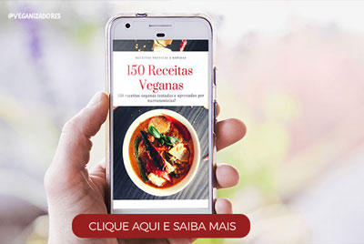 Ebook Curso 150 Receitas Veganas