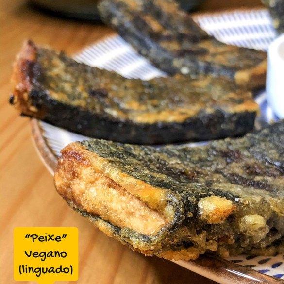 Peixe Vegano Linguado Peixinho Receita Vegana Veganizadores