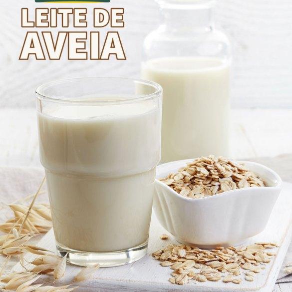 Leite de Aveia - Receita Vegana Veganizadores