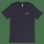 grey vegan shirt
