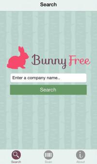 bunny free applikáció