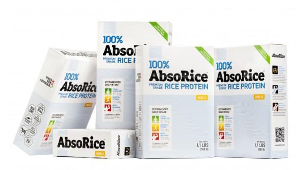 absorice vegán fehérjepor