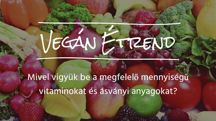 vegan etrend