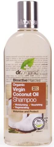 dr organic vegán sampon