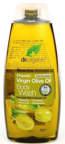 dr organic vegan tusfurdo