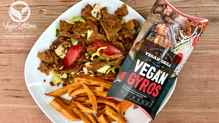 vegan gyros tal