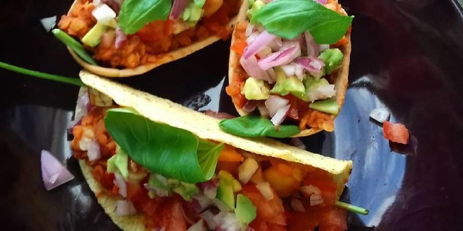 Veganska tacos