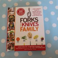 Forks Over Knives Family Book Review