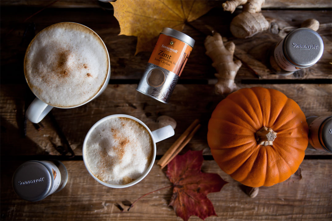 pumpkin spice latte vegan repeat