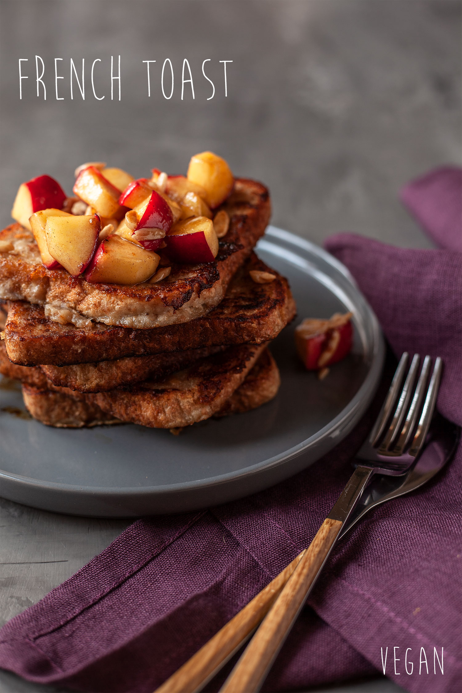 French Toast Vegan