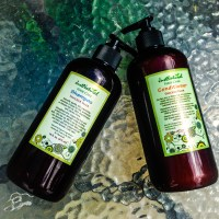Just Natural Haircare, no chemicals no worries