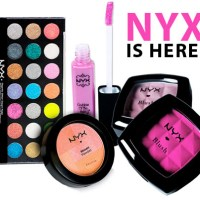 TOP 5 NYX Products!   Review