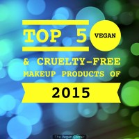 My Top 5 Vegan & Cruelty-free makeup Products of 2015