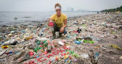 Coca-Cola plastic pollution