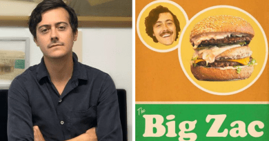 Plant powered fast food founder Zach Vouga makes forbes 30 under 30 list