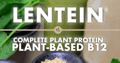 Company Parabel have discovered a plant based form of vitamin B12 they are calling Lentein
