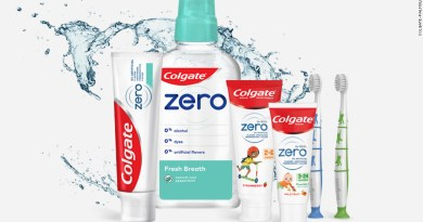 Colgate has unveiled a line of vegan, gluten-free products that have no preservatives, artificial flavors, sweeteners or colors.