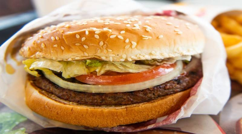 The Impossible Whopper is Grubhubs number one late night delivery item.