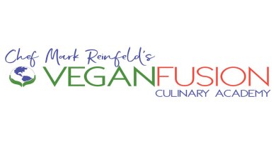 The world first vegan culinary school will open this summer led by award winning chef Mark Reinfeld