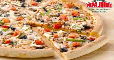Papa John's goes vegan in Spain with two new vegan cheese pizza added to their menu.