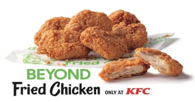 KFC has expanded their line of Beyond Fried Chicken at nearly 100 locations in 2 major cities in the southern U.S.