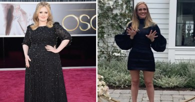 Adele recently shared an incredible photo to her Instagram revealing that she has lost over 100 lbs. on a plant-based vegan diet