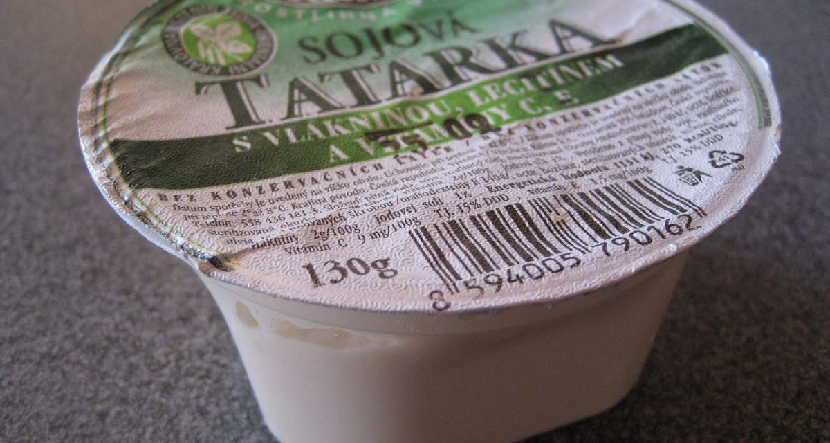 Product Review: Vegan Tartar Sauce