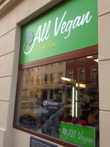 All Vegan Grocery Store Prague | Vegan Nom Noms