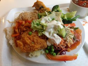 Loving Hut Prague Buffet | Vegan Nom Noms